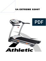 Manual Atletic Extreme 3200T