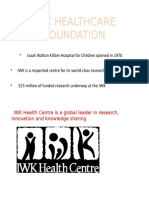 Iwk Healthcare Foundation