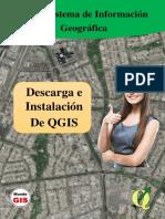 Descarga e Instalación de QGIS