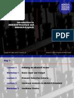 Abaqus Analysis Intro Titlesch