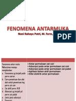 FENOMENA ANTARMUKA.ppt