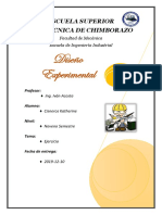 CISNEROS Factorial