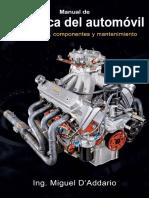 Manual de mecanica del automovil_ Fundamentos, commantenimiento (Spanish Edition) - Miguel DAddario