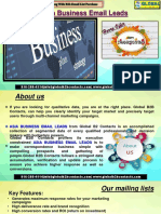 Asia Business EmailLeads
