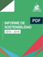 Informe de Sostenibilidad 2015 2018 FNC