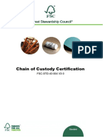 FSC STD 40 004 V3 0 en Chain of Custody Certification Eng VN