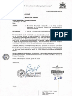 Oficio 591-2019-DCGI-JNE remite Oficio MTC x licencias