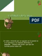 Fábula del Ratón