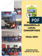 Plan de Desarrollo Local Concertado Mdy