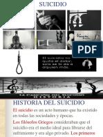 SUICIDIO  UNIAMAZONIA