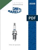 Magneti Marelli Catalogo Velas Ignição Automotivo 2018