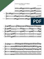 Concerto for Flute in F Major - Vivaldi