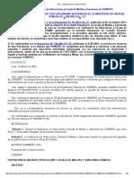 Tipificacion de Infracciones y Escala de Multas y Sanciones de Osinergmin