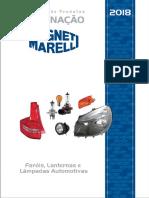 Magneti Marelli Catalogo Iluminação 2018