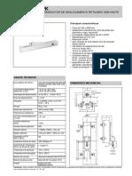 Manual Régua potenciométrica