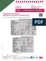 Info Trafic Axe j _ Orleans-Vierzon-Argenton S_c (Limoges) Du 13-12-2019- V2