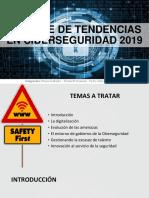 Expo TENDENCIAS EN CIBERSEGURIDAD 2019-1