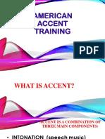 American Accent 1