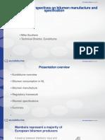 Eurobitumen Presentation 2016