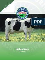 Animal Care Manual JUN VIEW