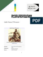 Lalla Fatma N'Soumer ed Cherif Boubaghla (Sidi Rebbi At Yrhem)