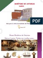 Guia Museo Maritimo Asturias