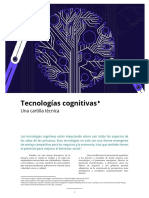 Tecnologías cognitivas