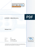 CT Recording Solutions R5 - User Manual v5.8