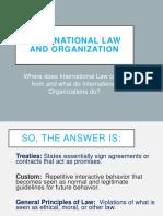 International Law and Organization.ppt
