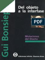 Del Objeto a La Interfase - Bonsiepe.pdf
