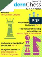 Modern Chess Magazine 21