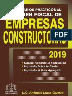 9 -CONSTRUCTORAS ISEF 19