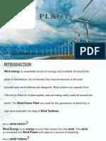 Wind Power Plant