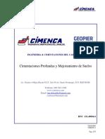 Curriculum Cimenca Geopier