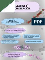 Cultura y socialización 12