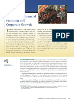 Long Term Financial Planning _corporate Finance by Ross