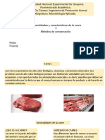 Microbiologia.Aplicada.--Metodos de Conservacion de Carnes-..JohanaR,FranciscoP,JuliaT.pptx