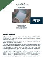 02b- Reservoir Sedimentation