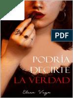 Podria decirte la verdad - Elena Vega.pdf