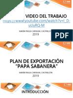DIAPOSITIVAS EXPORTACIÓN PAPA