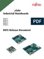 BIOS-Info Skylake-Industrial D34xx R1.16.0