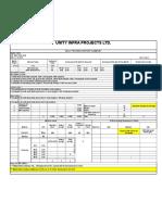 DPR Format.xls