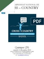 Cross Quimper 2010