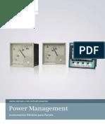 Siemens - Catálogo de Instrumentos Elétricos