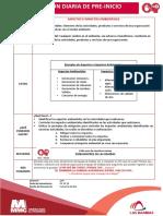 Charla Diaria de Pre Inicio N°249- MA.DOCX