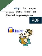 Libro Audacity
