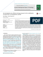 an Investigation into Efficient Drainage Layouts for the Stabilization of Tunnel Faces in Homogeneous Ground.pdf