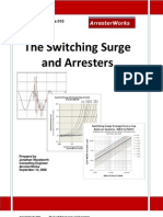 ArresterFacts 010 - The Switching Surge and Arresters
