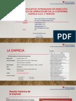 diapositivas curtiembre cuenca sac - UNIDAD 2