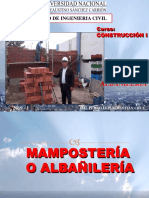 2. ClaseMODULO III Albañileria